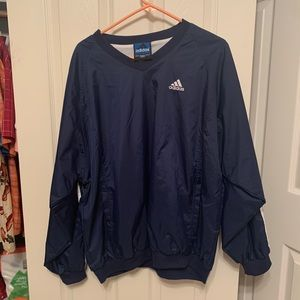 adidas Team Pullover Windbreaker